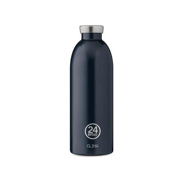 Thermosflasche Clima 0.85l deep blue